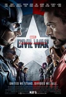 Първият отмъстител: Войната на героите (2016)