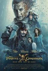Карибски пирати: Отмъщението на Салазар (2017)