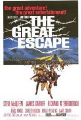 The Great Escape / Голямото Бягство (1963)