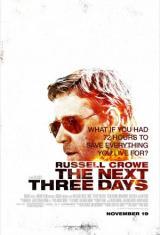 Следващите Три Дни филм постер