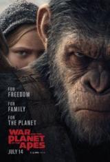 Войната за планетата на маймуните / War of the Planet of the Apes 2017