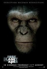 Възходът на планетата на маймуните Rise of the Planet of the Apes 2011